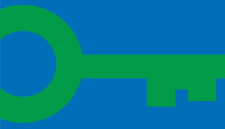 Green Key logotyp